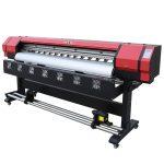1,8m eco liuotin digitaalinen tulostin kaksinkertainen tulostinpää DX5 WER-ES1901