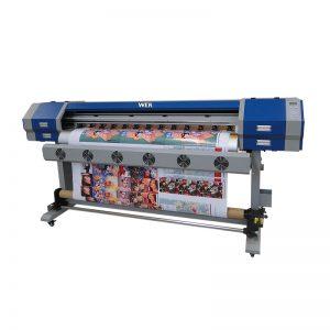 1680 dx5 head 5113 tulostuspää digitaalinen tekstiili t-paita painokone t-paita lämpösiirtotulostin WER-EW160