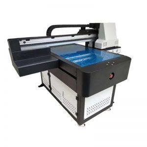 A1 UV-tulostin Digitaalinen 6090 litteä UV-painokone 3D-tehosteella / Lakatulostuksella