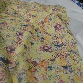 Digitaalinen tekstiilitulostusnäyte 3 A1-digitaalisella tekstiilitulostimella WER-EP6090T