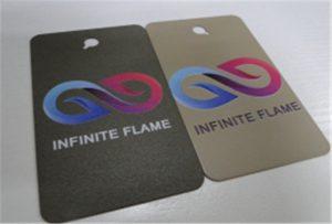 Metallipainotesti A1 UV-painokoneella WER-EP6090UV