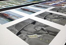 Valokuvapaperi, joka on painettu 1,8 m: n (6 jalkaa) ekokondensaattorilla WER-ES1802 2