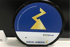 Muovilaatikon tulostusnäytteestä A2 UV WER-D4880UV