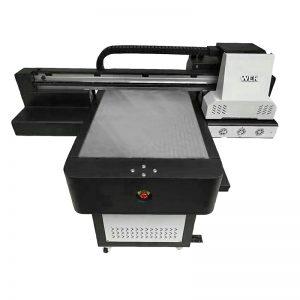 Pienikokoinen korkealaatuinen puhelimen kotelo litteä UV-tulostin WER-ED6090UV