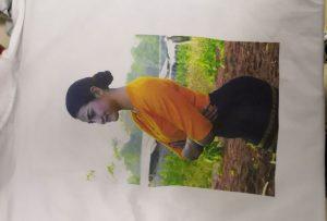 Wer-EP6090T -tulostimen Burman asiakkaalle tulostettava näyte