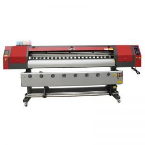 Textile Sublimation T Shirt Printing Machine WER-EW1902