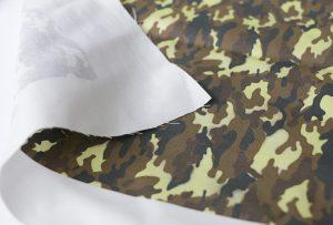 Tekstiilien tulostaminen näyte 3 digitaalisella tekstiilikirjoittimella WER-EP7880T