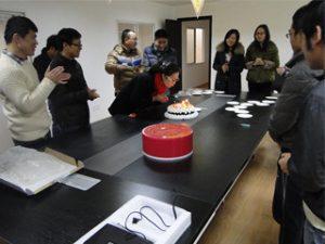 Työntekijän syntymäpäivä, 2015