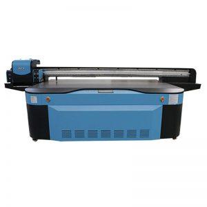 täysvärinen CMYK LCLM valkoinen lakka UV-tasotulostin 3D WER-G2513UV
