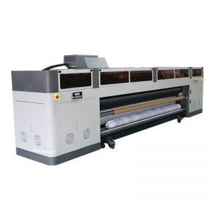 korkean resoluution nopea digitaalinen mustesuihkutulostin, jossa on ricoh gen5-tulostuspää UV-piirturi WER-G-3200UV