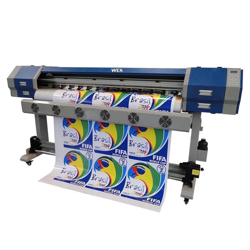 Mitä eroa on 58 ja 100 g: n sublimaatiopaperilla digitaalisessa tulostuksessa?